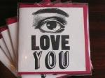 Valentines cards by Hooksmith Press