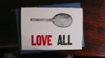 Tennis-Love-LoveAll by Hooksmith Press