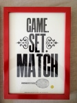 Game Set Match Tennis Wimbledon 2013