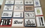 Hooksmith Letterpress Cards